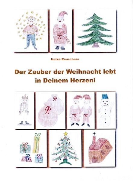 eBook - Der Zauber der Weihnacht lebt in Deinem Herzen