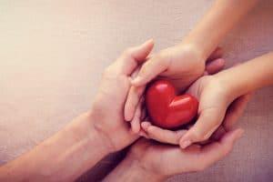 Herzen für Kindererziehung heute